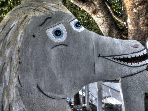 arklys, arkliai, medinis & nbsp, arklys, žaislas, pilka, pilka, žaisti, žaidimų aikštelė, šypsena, medinis arklys
