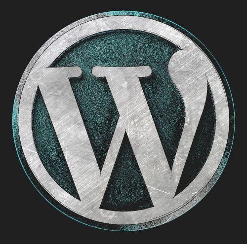 WordPress,cms,turinio valdymo sistema,dienoraštis,dienoraščių,Interneto svetainė,svetainė,dienoraščio svetainė,turinys,valdymas,sistema,wordpress logotipas,WordPress piktograma,metalinis