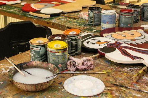 seminaras,Tinker,spalva,dažymas