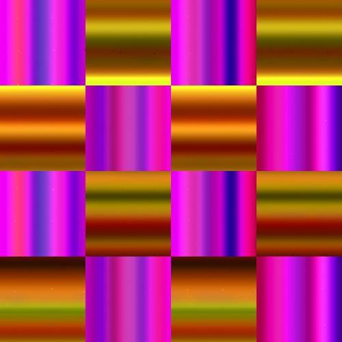 pinti austi, blizgantis, aikštės, stačiakampiai, mėlynas, ruda, geltona, violetinė, austi juostelės