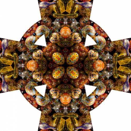 Kalėdos, xmas, keltų, kirsti, izoliuotas, balta, fonas, simetriškas, piešimas, rutuliai, spalva, Kaleidoskopas, modelis, deko, dekoracijos, xmas cross