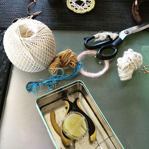 verpalai,medvilnė,žirklės,amatų įrankiai,įrankiai,amatų,kūrybingas,kūrybiškumas,Menas ir amatai,hobis,metalinis alavas