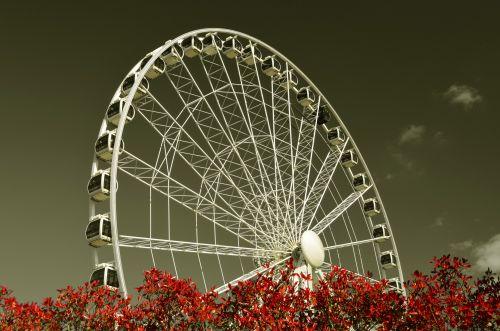 architektūra, pritraukimas, puikus & nbsp, Jungtinė Karalystė, miestas, spalva, spalvinga, statyba, Anglija, york & nbsp, akis, linksma, miesto, ratas, united & nbsp, karalystė, york akių pritraukimas