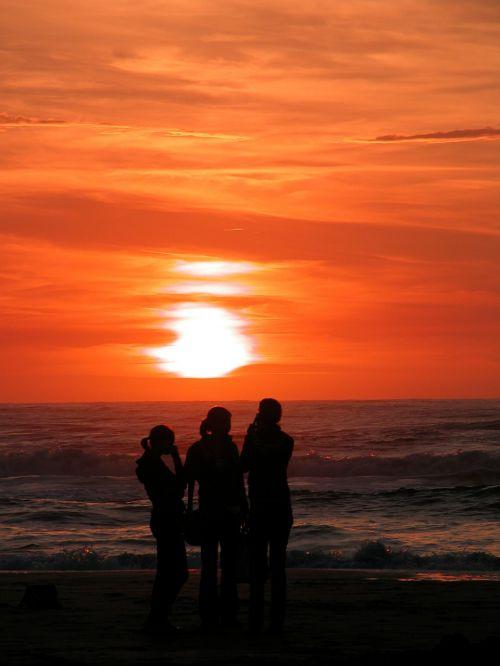 zandvoort,Nyderlandai,holland,noord holland,kranto,ežeras,saulėlydis,žmogus,draugai,draugas,jaunuoliai,mergina,gražus,pateikti