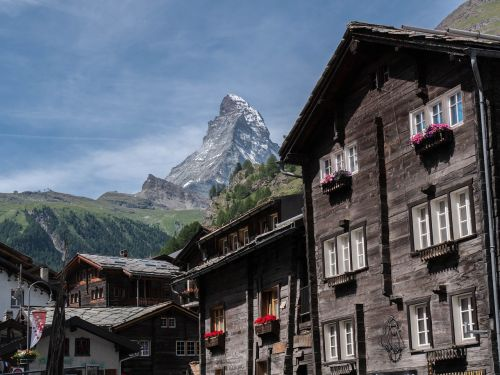 Zermatt,  Šveicarija,  Tradiciškai,  Be Honoraro Mokesčio