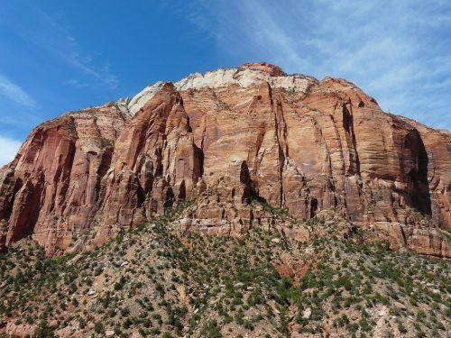 Sion nacionalinis parkas,Utah,Jungtinės Valstijos,usa,kalnas,granitas,kraštovaizdis,gamta,raudona,Nacionalinis parkas,Rokas